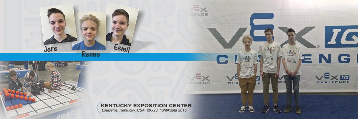 VEX IQ Challenge 2016